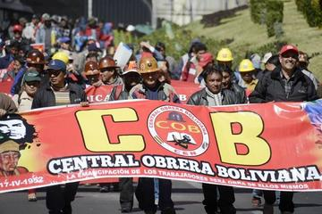 COB ratifica el paro de mañana contra el alza de tarifa eléctrica