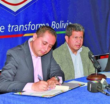 Tras la caída de Achá, el ministro Sánchez presidirá el directorio de YPFB