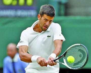Djokovic se coloca en cuartos de final
