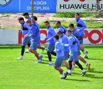 Bolívar busca un triunfo ante la Liga de Quito