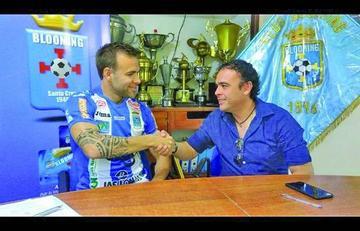 Pablo de Miranda firma por un año y medio con el equipo de Blooming