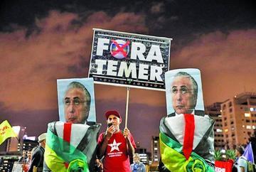 El Senado brasileño aprueba reforma laboral tras protesta
