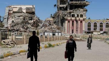 Siguen los combates pese a anuncio de libertad de Mosul