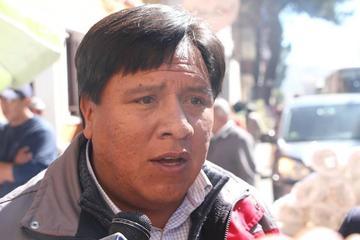 Alcalde justifica su inasistencia al ministerio de Autonomías