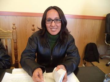 Concejala denuncia la desaparición de su celular