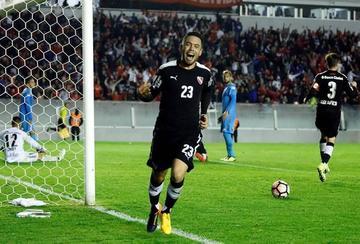 Independiente logra un valioso triunfo