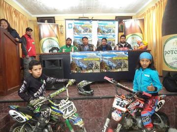 Potosí albergará la carrera de motociclismo