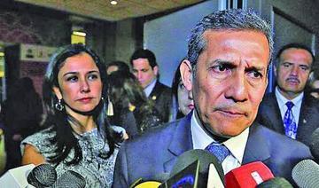Dictan cárcel preventiva para el expresidente Humala y su esposa