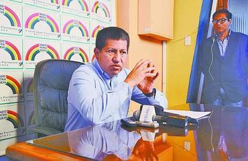 El ministro Sánchez ejercerá la Presidencia del Directorio de YPFB