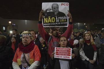 Convocan a manifestaciones en todo Brasil para respaldar a Lula