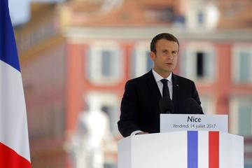 Macron promete luchar sin cuartel contra el terrorismo