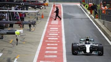 Bottas es el más rápido del GP de Gran Bretaña