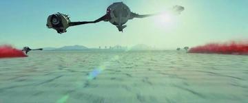 Star Wars muestra el salar potosino