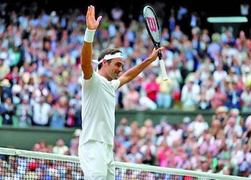 Federer y Cilic se enfrentan en la final masculina de Wimbledon