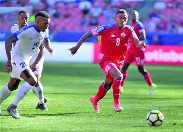 Panamá y Costa Rica se miden en la Copa Oro