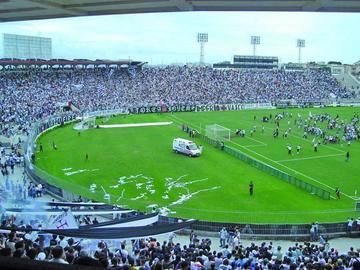 Vasco da Gama pierde el derecho a usar su estadio en seis partidos
