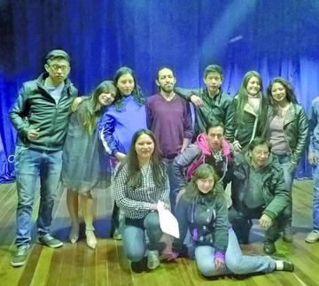 Festival de teatro tiene seis elencos