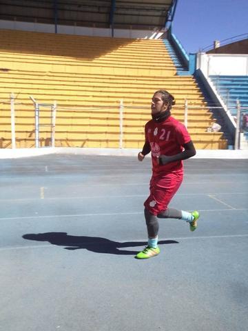 Diego Troche espera ganarse un lugar en Real