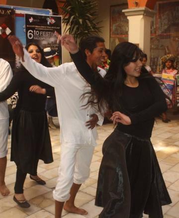 "Cima de Plata presentará obra de danza ""Orígenes"""