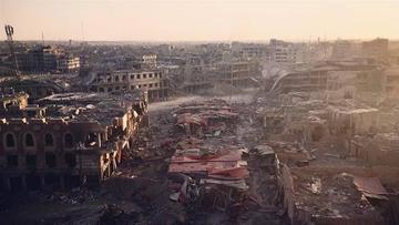 Recuperan 29 cuerpos bajo escombros de casas en Mosul