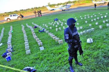 Decomisan droga valuada en 10 millones de dólares en Beni