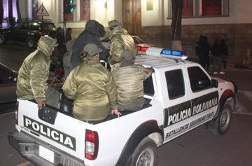 Policía detecta a menores trabajando en varias chifas