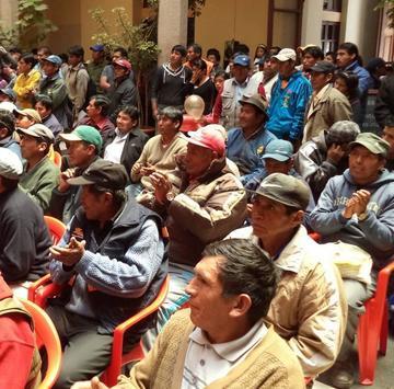 Trabajadores festejan 61 años de ser sindicalizados