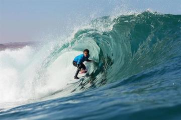 El peruano Tomás Tudela se corona campeón del circuito mundial de surf