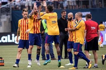 Barcelona vence a Juventus en el International Champions Cup
