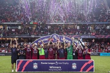Liverpool gana a Leicester y se proclama campeón del torneo Premier Asia