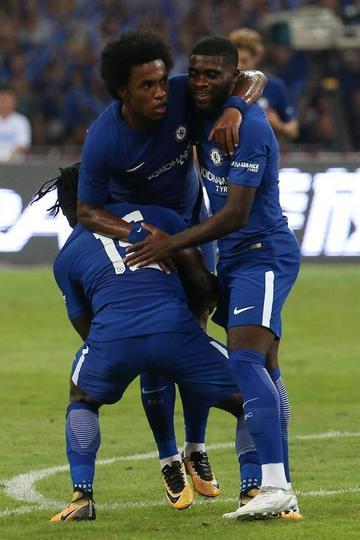Chelsea gana sin contemplación a Arsenal