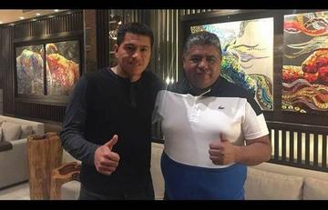 San José recupera a Carlos Saucedo