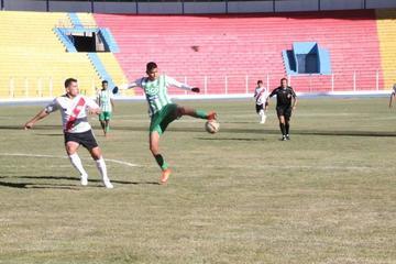 Nacional Potosí busca su pase a la final de reservas