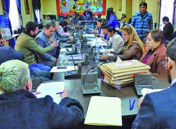 Hay 36 postulantes al Tribunal Constitucional y al de Justicia