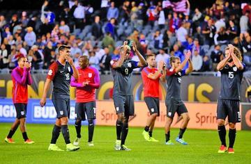 Estados Unidos vence a Costa Rica y pasa a la final de la Copa Oro