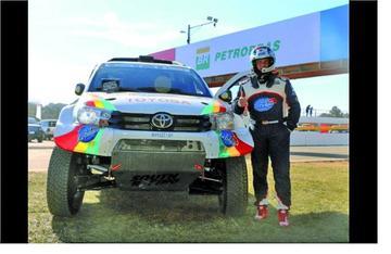Boliviano Gutiérrez gana el Desafío Guaraní