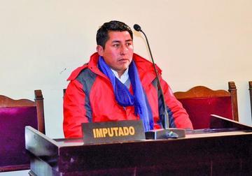 Achacachi: dictan detención domiciliaria para líder vecinal de Achacachi