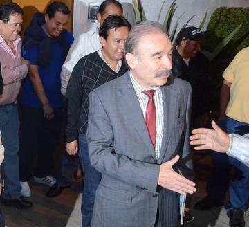Guido Loayza es el nuevo candidato a la presidencia de la FBF