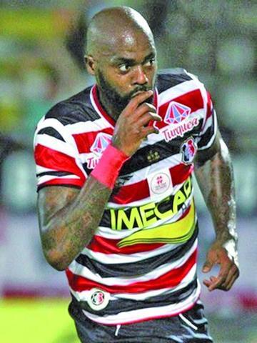El delantero brasileño Anderson Grafite se suma al plantel lila