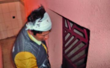 Apuñalan a dirigente vecinal y piden detención preventiva en Cantumarca