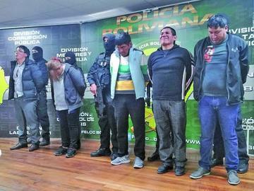 Detuvieron a tres delincuentes vinculados a asalto a EuroChronos