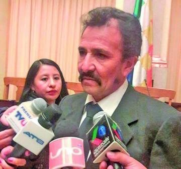 Conamype anuncia marcha desde Patacamaya a la ciudad de La Paz