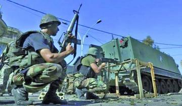 Hizbulá anuncia el alto al fuego al noreste del Líbano