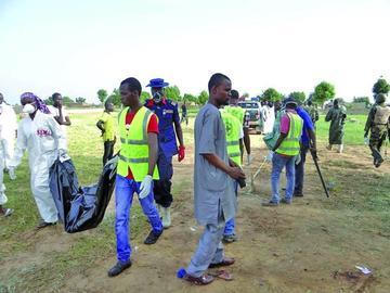 Un rescate de rehenes de Boko Haram provoca 45 fallecidos