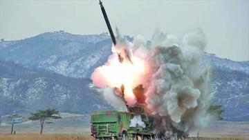 Corea del Norte dispara un nuevo misil intercontinental