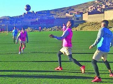 Nacional quiere empezar con buen pie el torneo