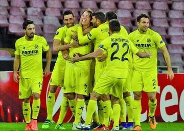 Villarreal se cita con Boca en La Bombonera