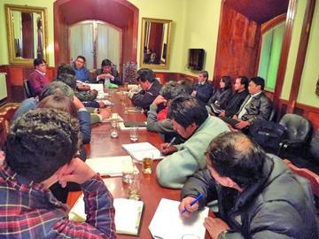 Socios de Sepsa analizan estado de la empresa de electricidad