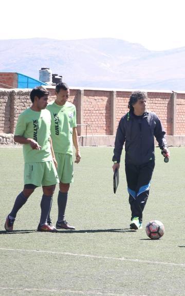 Andrada tendrá su primera prueba en la Sudamericana