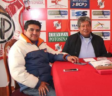Nacional apoya a Salinas para la presidencia de la Federación Boliviana de Fútbol